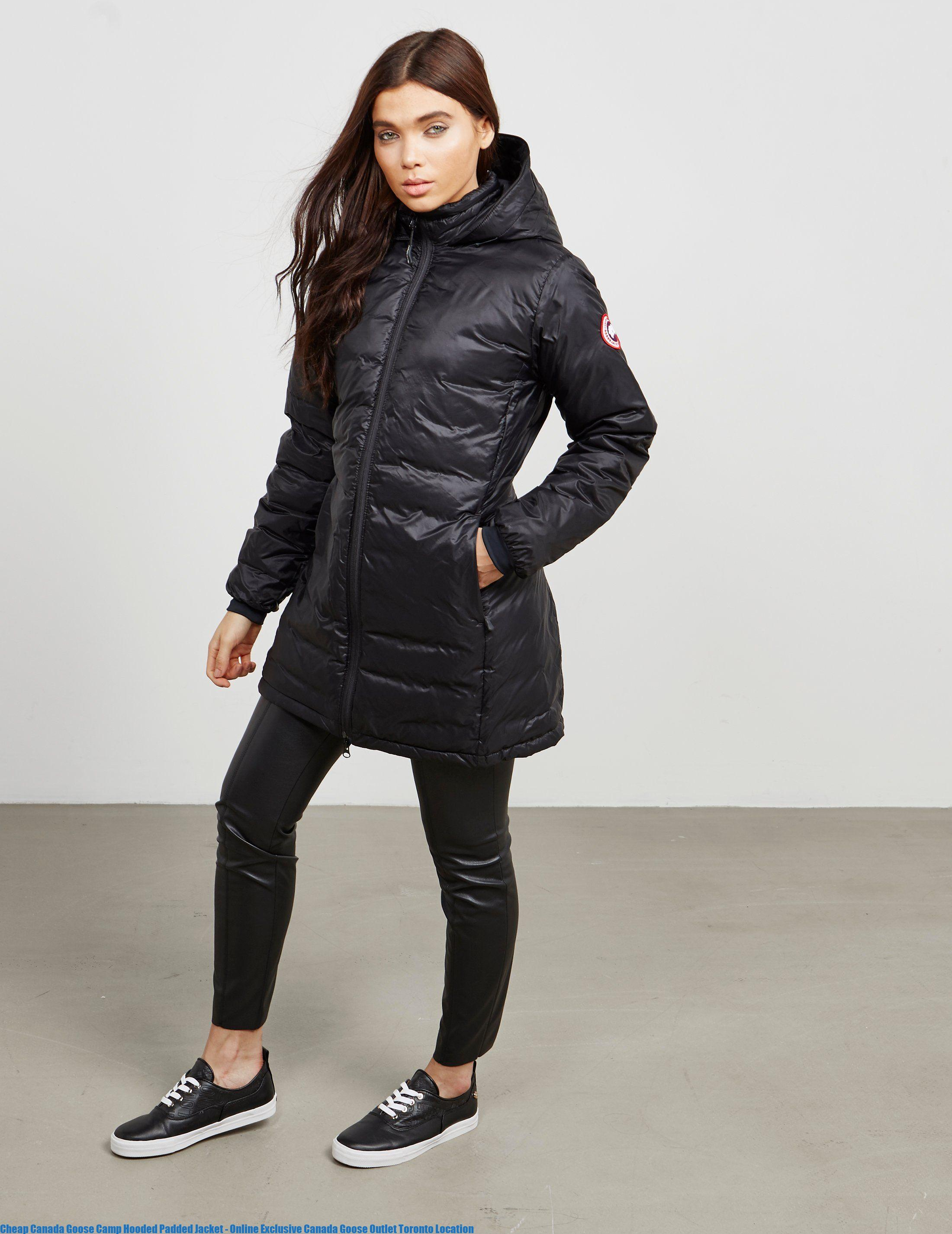 8271c0d90b6 Cheap Canada Goose Camp Hooded Padded Jacket – Online Exclusive Canada  Goose Outlet Toronto Location – Cheap Canada Goose Outlet Sale Clearances –  Up to 70% ...